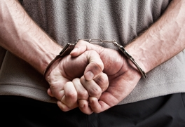 Handcuffed - Assault & Battery Defense in South Carolina